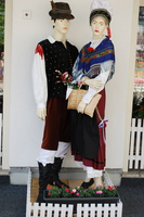 bled un costume traditionnel